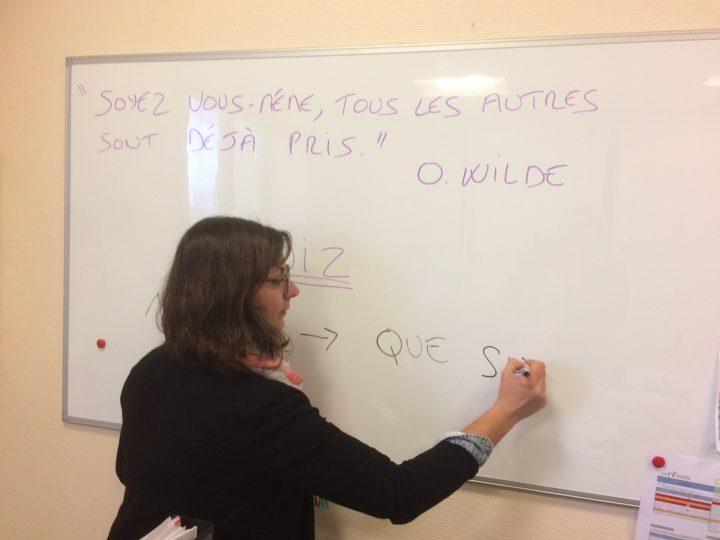 Les équipes du pôle Pays de la Loire jouent avec les mots…