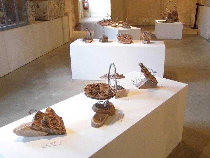 Les jeunes de l'Itep de Pellevoisin exposent au musée Bertrand de Châteauroux