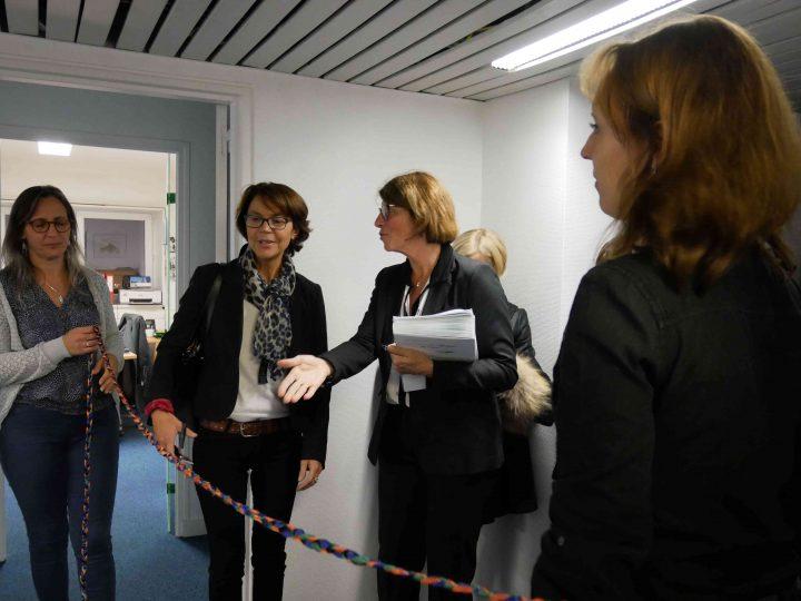Les directeurs se réunissent deux jours à Nantes et inaugurent le nouveau service d'éducation spécialisée et de soins à domicile