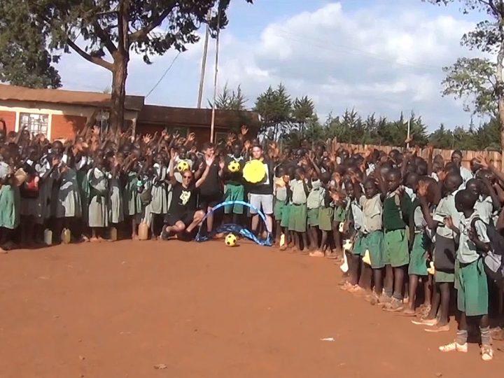 Retour sur deux ans d'échanges entre les enfants d'Iten au Kenya et les jeunes de la maison d'enfants de Woippy