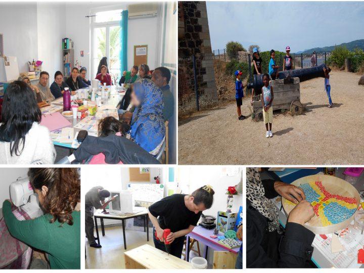 Découvrez le collectif hébergement varois (CHV) de Toulon en images