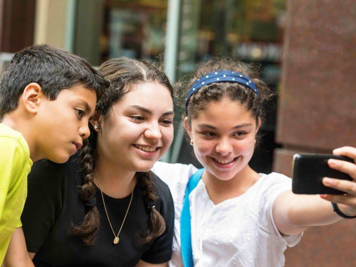 Les réseaux sociaux au prisme de l'action éducative