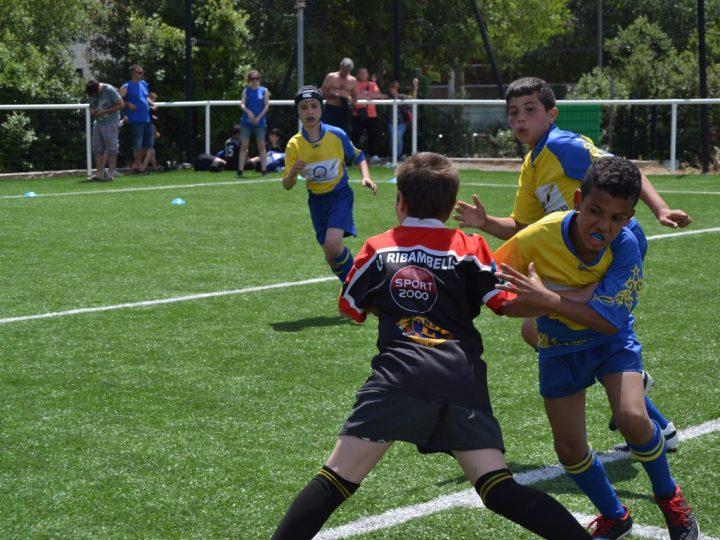 Le rugby à l'honneur à Moissons Nouvelles