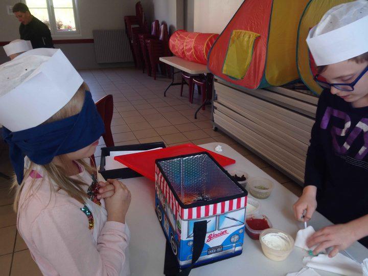 Du champ à l'assiette, partenariat entre notre institut de Boulay et l'école primaire de Niedervisse en Moselle