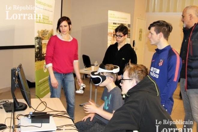 Un forum pour l'apprentissage dans notre établissement de Boulay