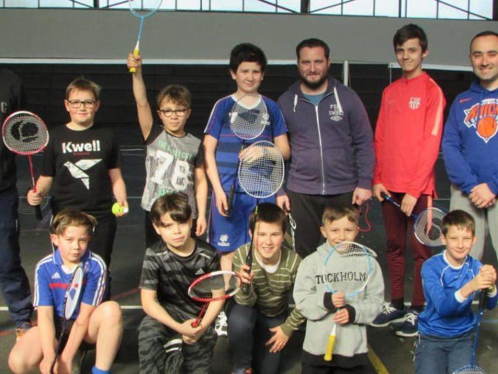 Tournoi de badminton entre Itep en région Centre – Val de Loire