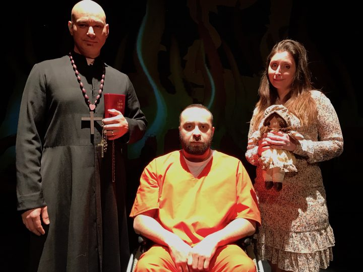Géhenne, comédie dramatique au théâtre de Freyming-Merlebach le 2 avril