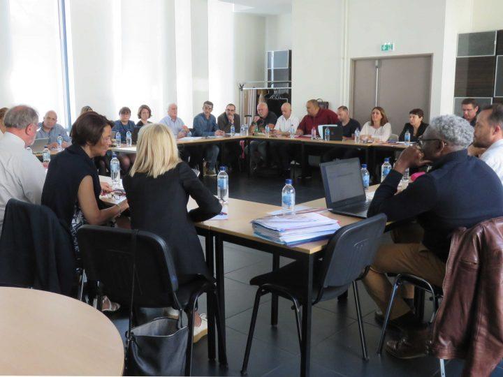 Echanges sur la mise à jour de notre projet associatif au comité technique national du 14 mai