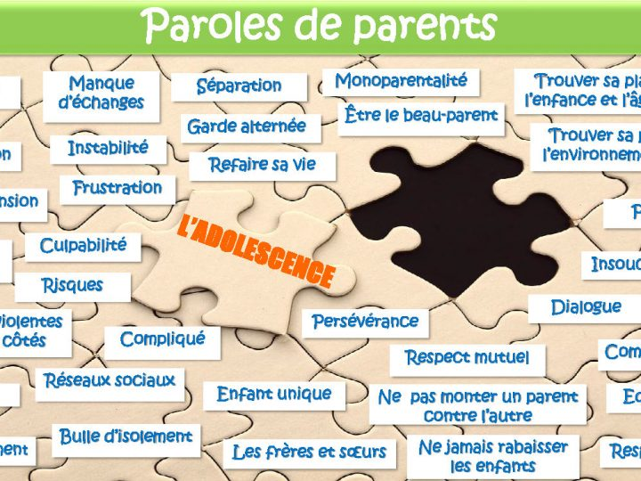 La premier Café des Parents au dispositif intégré ITEP de Boulay