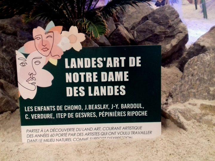 L'Itep de Gesvres aux Floralies de Nantes