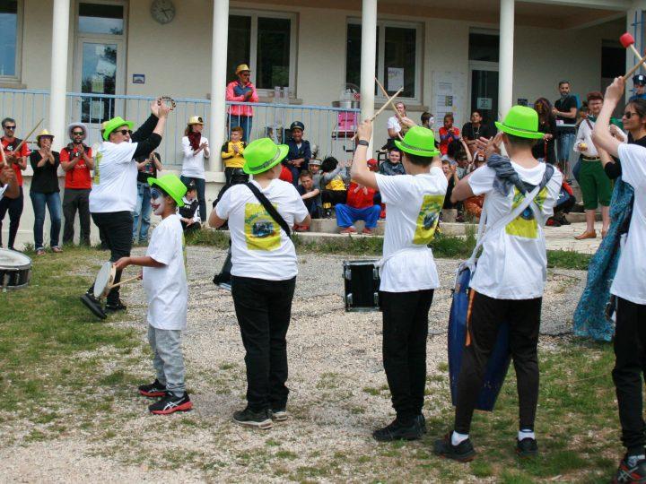 La fête du Caramantran à l'institut Saint-Yves