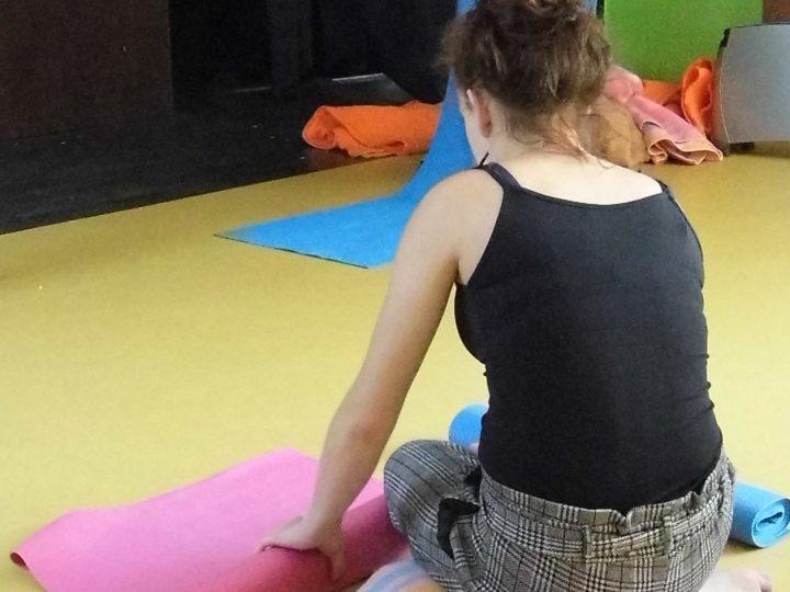 Sophrologie et yoga à la maison d'enfants d'Evreux