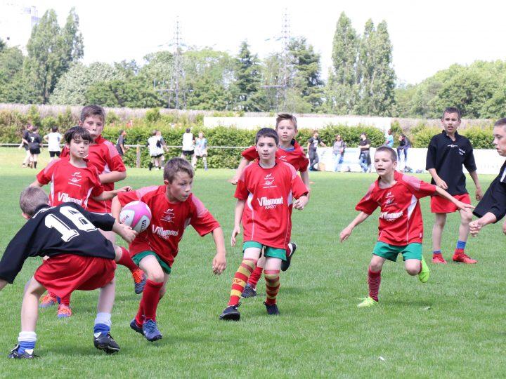 Retour sur le championnat de rugby inter ITEP