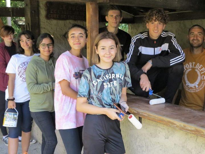 Job d'été : la ville de Théding fait appel à Moissons Nouvelles