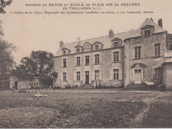 Notre institut de Treillières ouvre ses portes au public pour les Journées du patrimoine