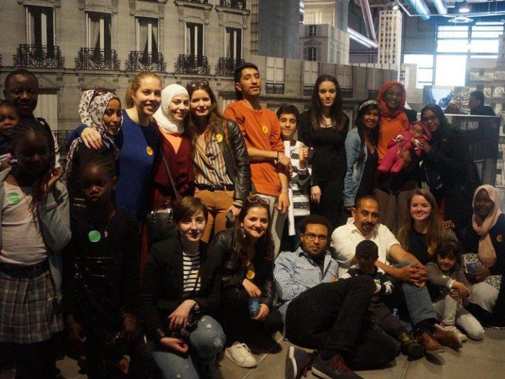 Notre mecs de Paris noue un partenariat avec Humans for Women