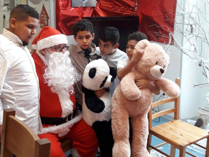 Tous les enfants et les équipes de Moissons Nouvelles vous souhaitent un joyeux Noël
