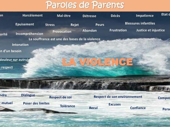 Les parents de l'établissement de Boulay travaillent sur la violence