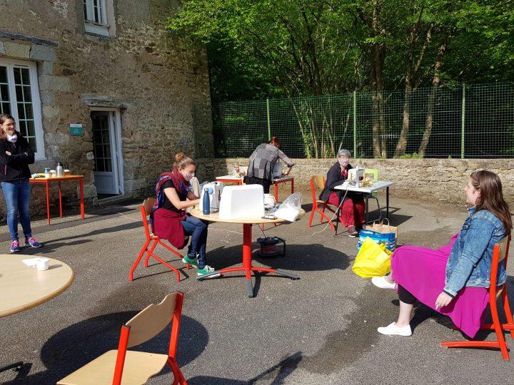 Les DITEP du pôle Pays de la Loire en confinement
