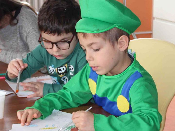 Découvrez La Petite Moisson, le journal de la maison d'enfants d'Evreux
